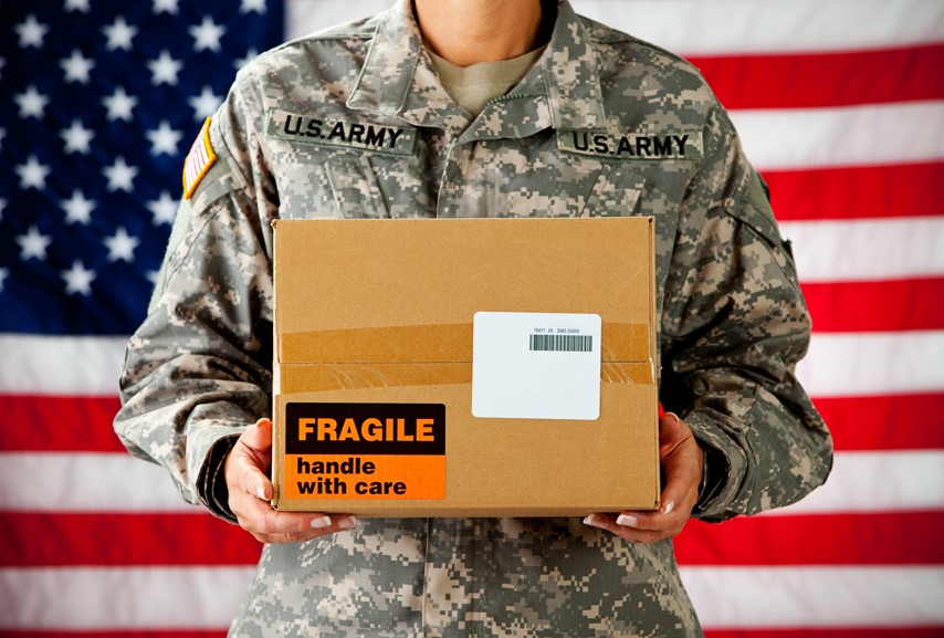 MILITARY CARE PACKAGE