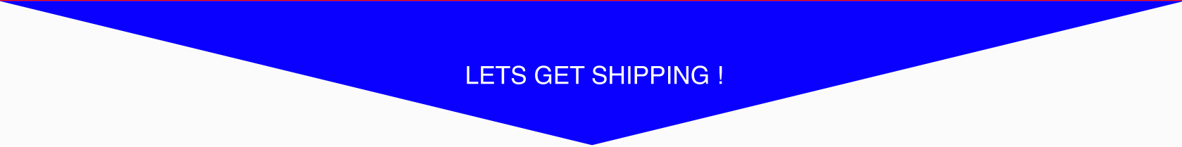 let shipping